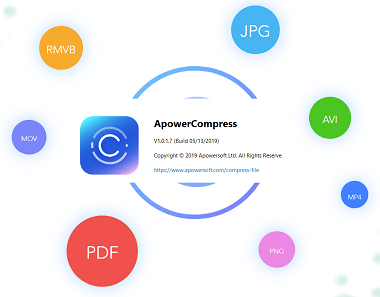 ApowerCompress – File Compression Software Free License