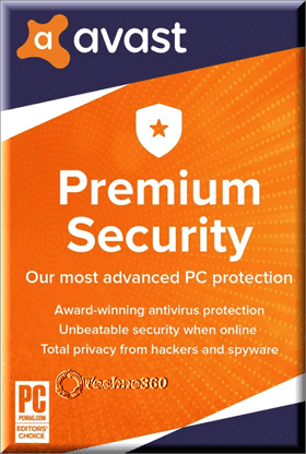 Avast Premium Security Free for 6 Months [Windows]
