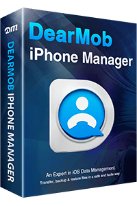 DearMob iPhone Manager box shot