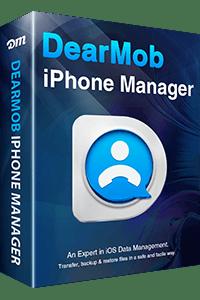 DearMob iPhone Manager box shot