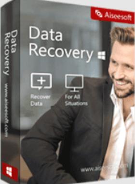 Aiseesoft Data Recovery -Box Shot