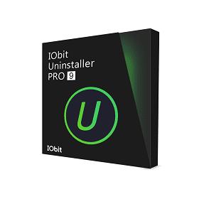 IObit Uninstaller box shot right