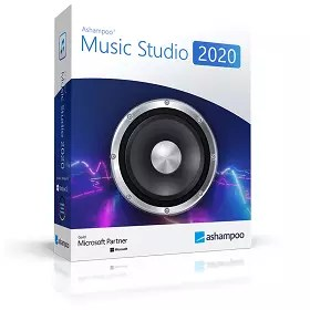 Ashampoo Music Studio 2020 Box Shot