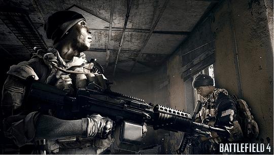 Battlefield 4 game code