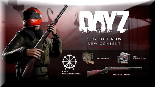 dayz 1.07 update