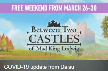 Between Two Castles - Digital Edition