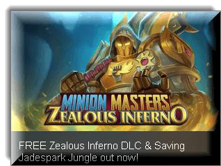 Get Minion Masters - Zealous Inferno