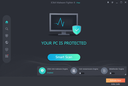 iobit malware fighter 8