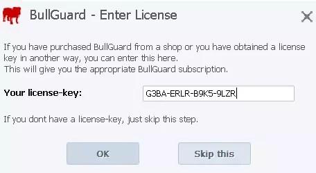 BullGuard Internet Security 2021 License Code