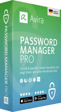 Avira Password Manager Pro - Box Shot