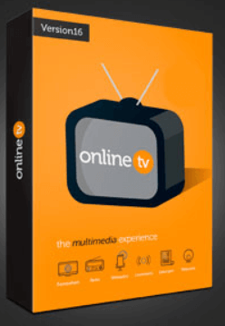 OnlineTV 16 Box Shot