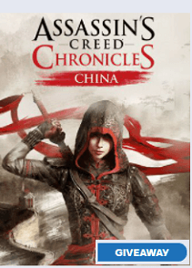 Assassin's Creed Chronicles China Giveaway