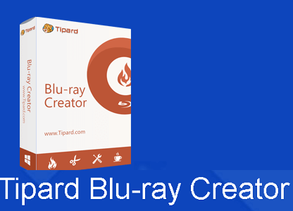 Tipard Blu-ray Creator Box Shot
