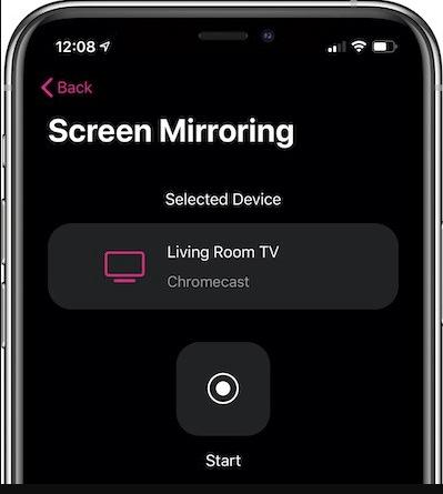 REPLICA -Mirror your iPhone Screen