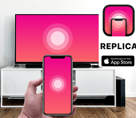 REPLICA iOS app