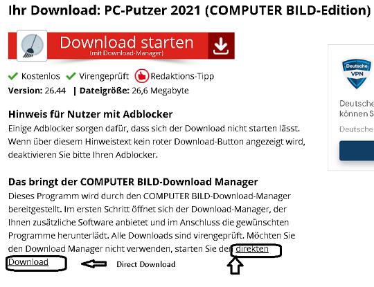 Abelssoft PC Cleaner 2021 -ComputerBild Edition