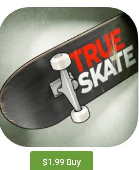 True Skate -Skate Simulation Game