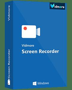Vidmore Screen Recorder Box Shot