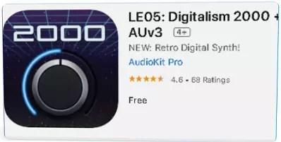 Digitalism 2000 iOS App