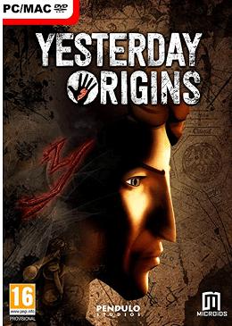 Yesterday Origins - Box Shot