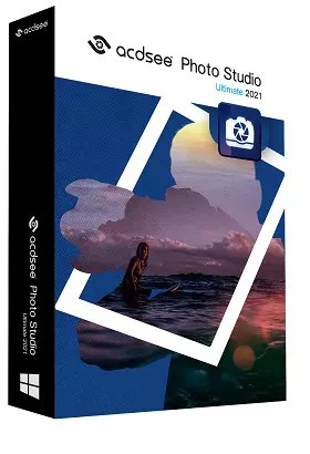 ACDSee Photo Studio Ultimate 2021 Box Shot