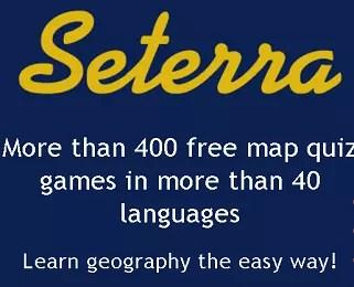 Seterra Geography