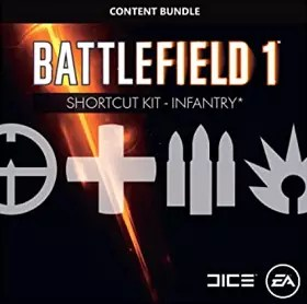 Battlefield 1 Shortcut Infantry Bundle-Box Shot