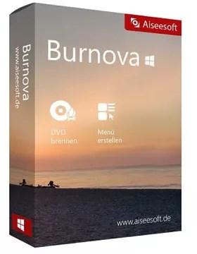 Aiseesoft Burnova Box Shot