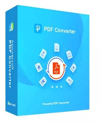 Apowersoft PDF Converter Box Shot