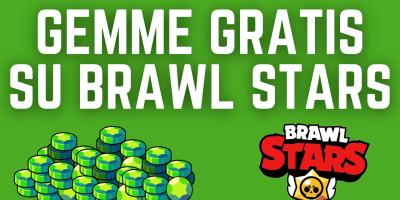 gemme gratis su brawl stars