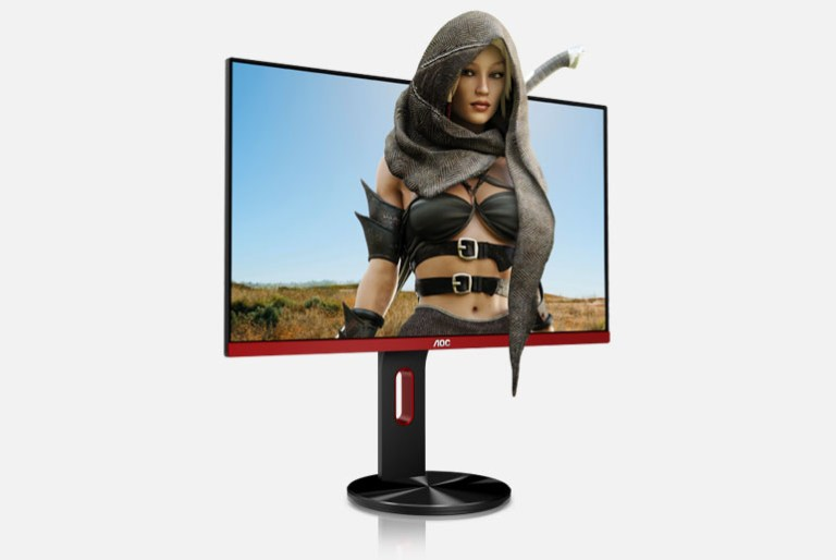 AOC G2590PX/71 NVIDIA G-SYNC Gaming Monitor Shopee