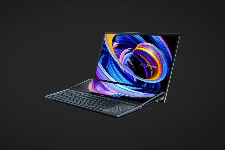 ASUS ZenBook Pro Duo 15 OLED Price Philippines