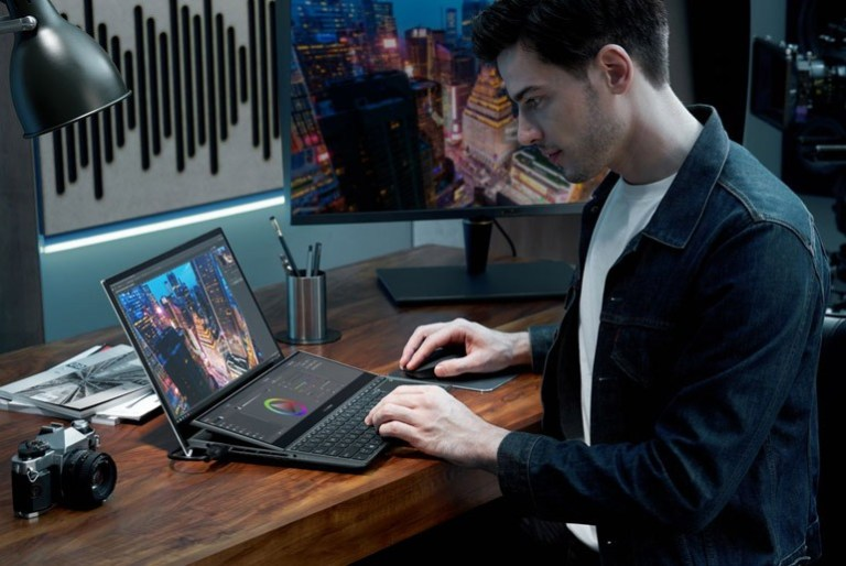ASUS ZenBook Pro Duo 15 OLED Specs Philippines