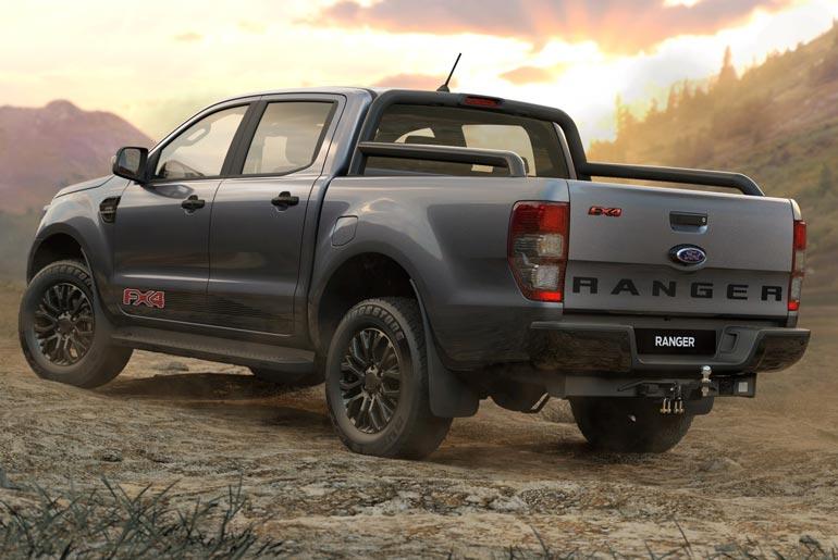 Ford Ranger FX4 4x4 Philippines