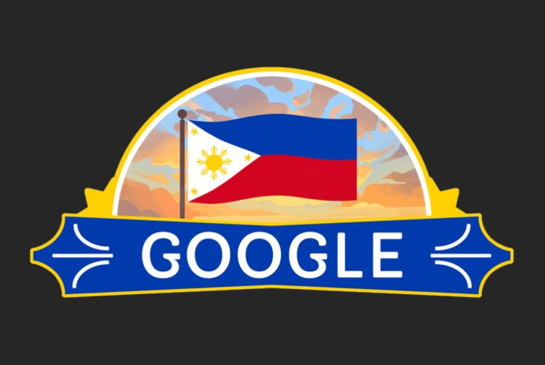 Google Doodle Philippine Independence Day 2021
