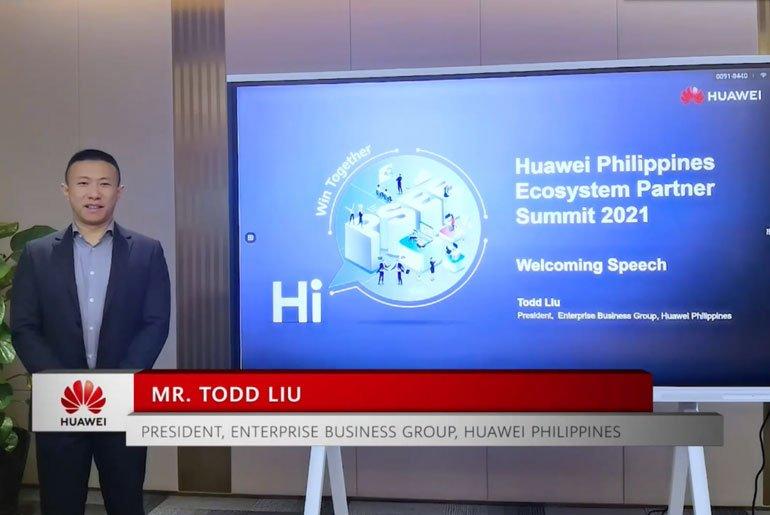 Huawei Philippines Ecosystem Partner Summit 2021