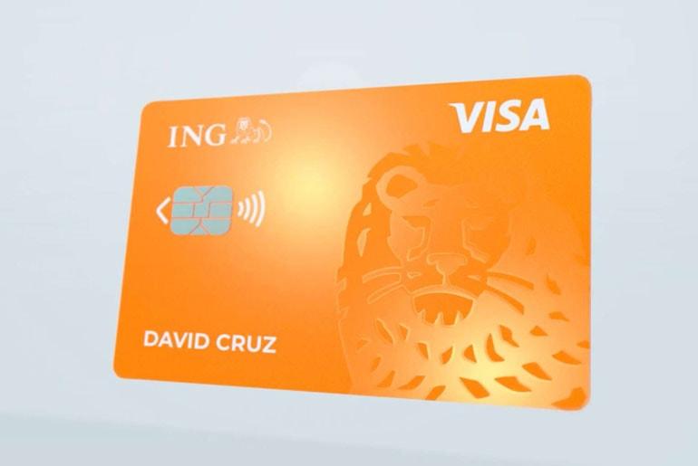 ING Pay Debit Card