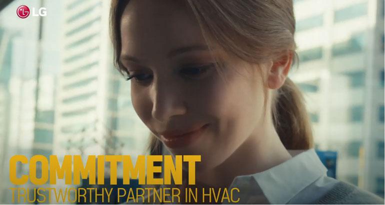 LG HVAC video