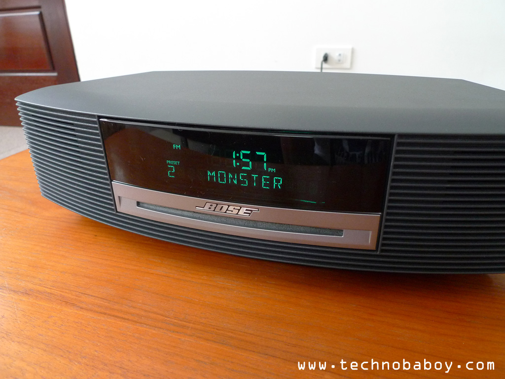 Wave Alarm Clock