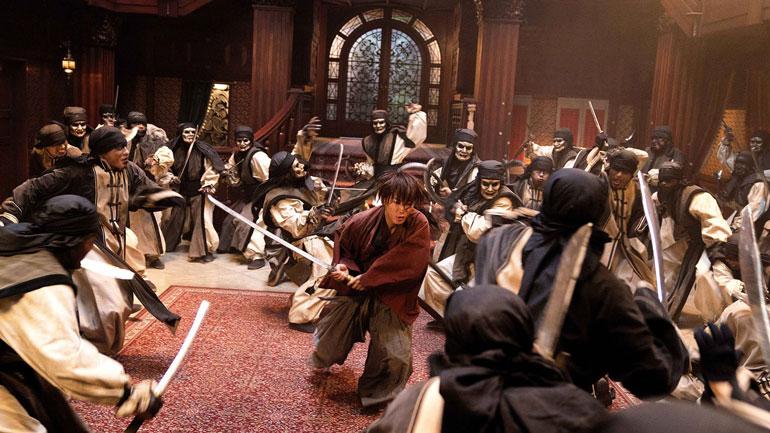 Rurouni Kenshin The Final Netflix June