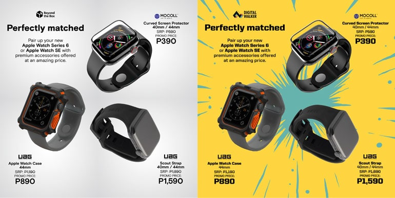 Apple Watch Series 6 Beyond The Box, Digital Walker