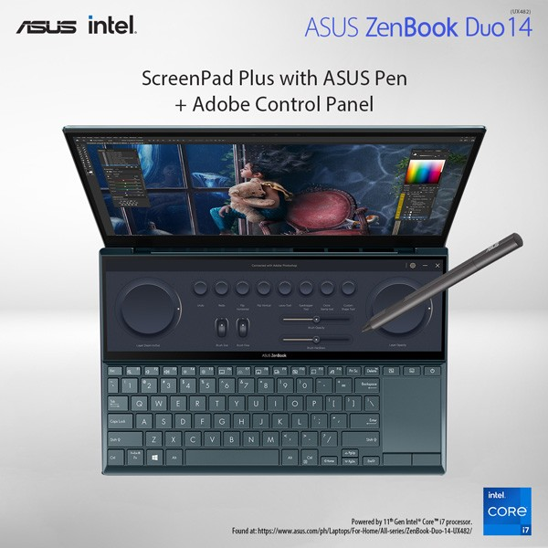 ASUS ZenBook 14 Duo UX482 Price in the Philippines