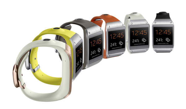 galaxy gear press photos Samsung Galaxy Gear Priced at P13,990 in the Philippines