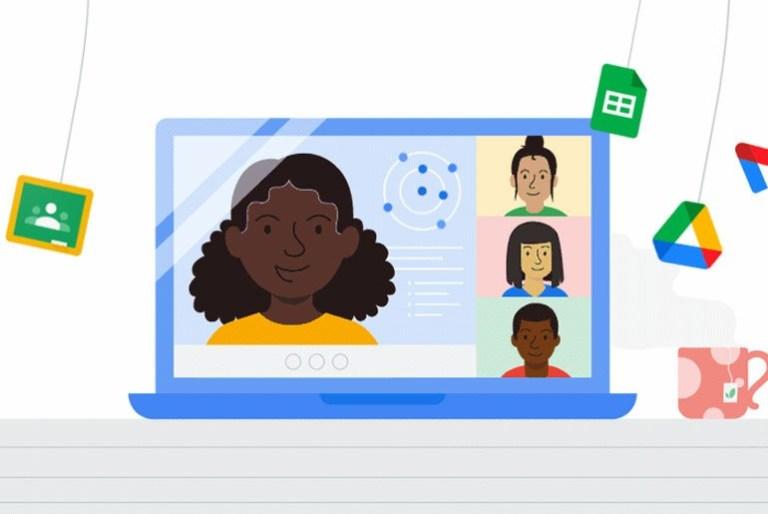 Google updates Meet, Classroom, Drive for education