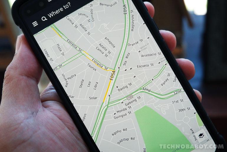 HERE WeGo Google Maps alternative