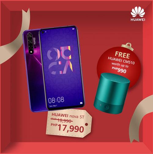 Huawei Nova 5T - Together 2020