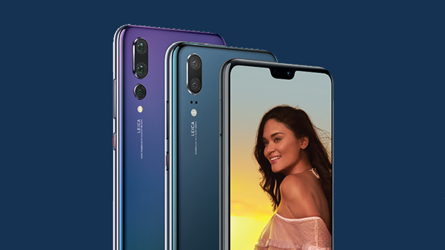 Huawei p20 philippines launch