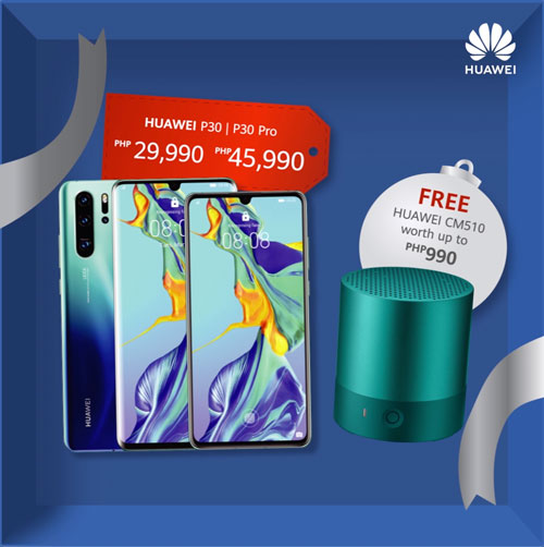 Huawei P30 Series - Together 2020