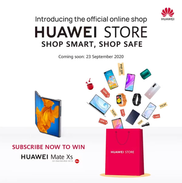 huawei store online philippines