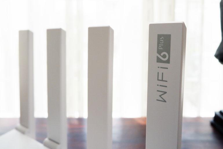 Huawei WiFi AX3 WiFi 6 router review